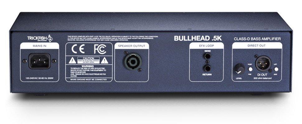 Trickfish Bullhead .5K