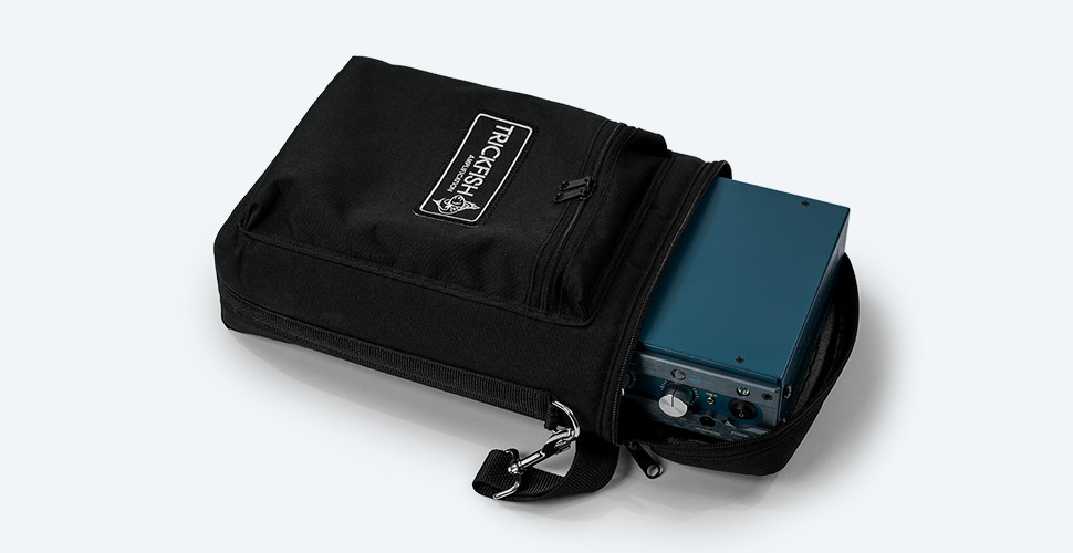 Trickfish Bullhead Amplifier Bag