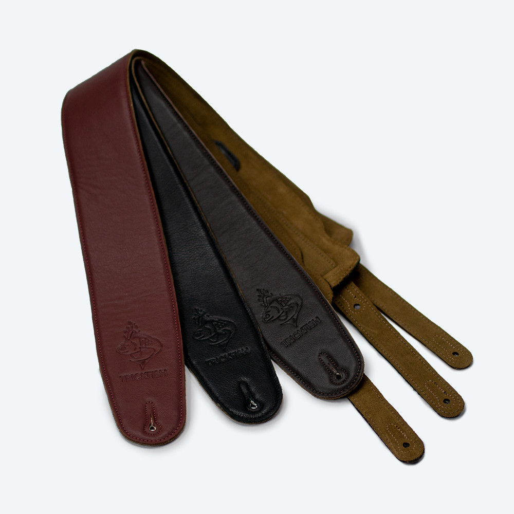 Trickfish Leather Bass Strap